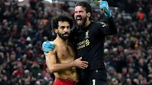 Liverpool haven't won the Premier League yet! - Salah warns Reds against complacency after Man Utd win