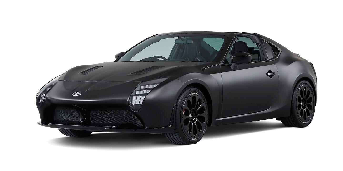 <p>The GR HV is a hybrid-powered targa sports car based on the Toyota 86, complete with a totally new fascia, and a switchable six-speed manual mode in addition to the standard automatic transmission. </p>