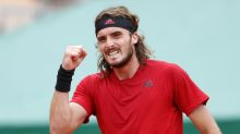 Tsitsipas beats Evans to reach Monte Carlo Masters final