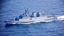 Anti-submarine warfare ship INS Kavaratti joins India Navy
