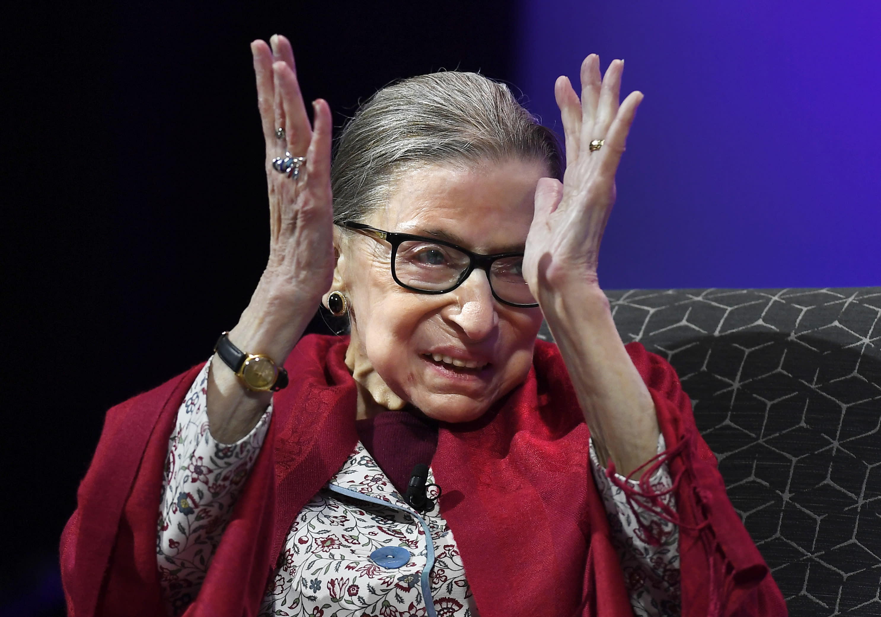 U.S. Justice Ruth Bader Ginsburg to receive $1 million Berggruen Prize