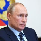 Putin says equipment a problem in production of Russian COVID-19 vaccines