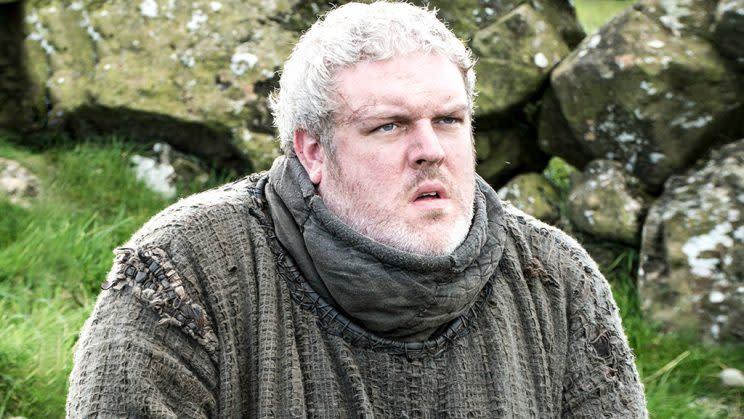 Kristian Nairn as Hodor on<em> Game of Thrones.</em>
