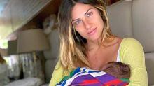 """Giovanna Ewbank conta que faz doação para banco de leite: """"Ajudando bebês prematuros"""""""