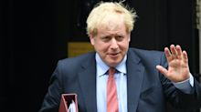 Boris Johnson urges Britons: 'Go back to work if you can'