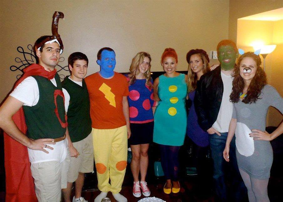 Beautiful 25 Group Costume Ideas For The Most Fun Halloween Ever