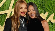 Fans can't get over Naomi Campbell's age-defying mum
