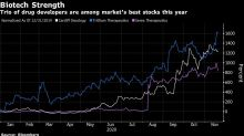 Cancer-Fighting Biotechs Jump 1,000% in Shadow of Covid Stocks