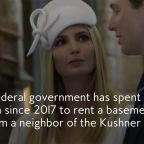 Ivanka Trump and Jared Kushner Reportedly Barred Secret Service From Their Bathrooms