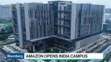 Why Amazon Is Building Its Largest Campus in India