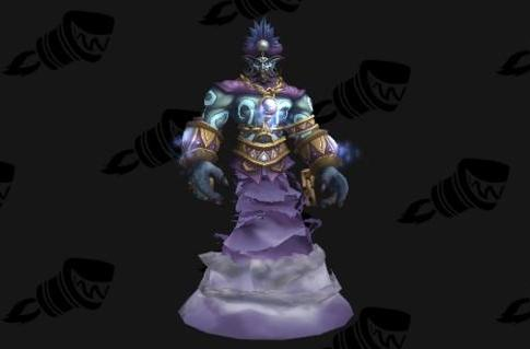 Robin Williams models possibly spotted in World of Warcraft files