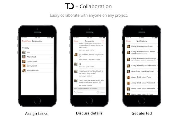 Productivity app Todoist drops the price and adds collaboration features
