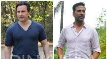 Saif Ali Khan - Someone joked if I can get National Award for Hum Tum, it's okay for Akshay Kumar to win
