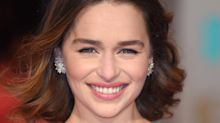 'Game of Thrones' star Emilia Clarke dyed her hair blonde — and now looks just like Khaleesi