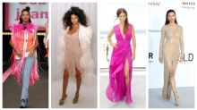 Adriana Lima's style evolution over the years