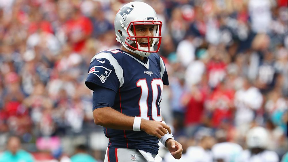 NFL Draft 2017: Browns reportedly inquired about Jimmy Garoppolo, A.J. McCarron