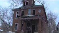 Neighbors concerned about blight