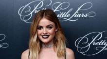 Lucy Hale had the best response to a troll who body-shamed her