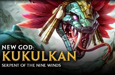 Kukulkan, Serpent of the Nine Winds slithers into SMITE
