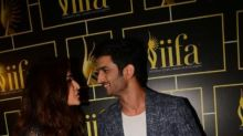 IIFA Voting Weekend: Sushant Singh Rajput and Kriti Sanon's cute antics are to watch out for