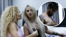 The Elizabeth scene we didn't see on MAFS