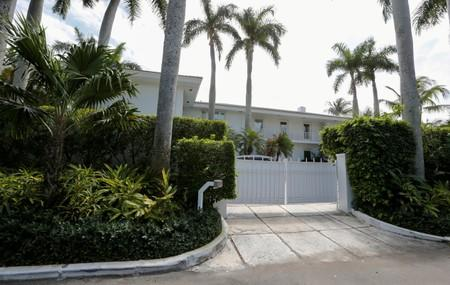 FILE PHOTO: A residence of financier Jeffrey Epstein is shown in Palm Beach