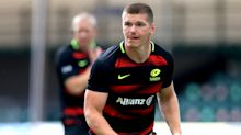 Owen Farrell sent off as Saracens lose to Wasps