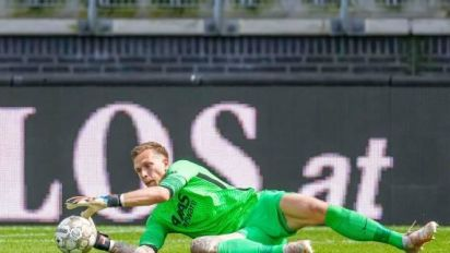 Foot - Transferts - Brest recrute le gardien néerlandais Marco Bizot (AZ Alkmaar)
