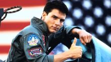 'Top Gun 2': Tom Cruise Says Sequel Will Take Flight 'Probably in the Next Year'