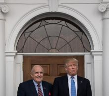 Trump gushes about Giuliani: He is 'one of the great crime fighters in the history of our country'