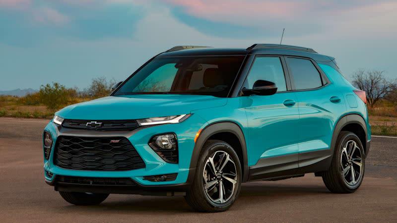2021 Chevrolet Trailblazer Review | It's cute, distinctive ...