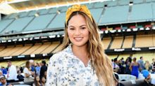 "Chrissy Teigen's ""Headband of the Day"" Is My Favorite Thing on Instagram"
