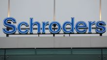 Schroders first-half profit slides 10% as crisis bites