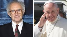 Jonathan Pryce To Play Pope Francis In Netflix's 'The Pope;' Anthony Hopkins Is Pope Benedict