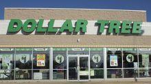 Dollar Tree Reports Below a Key Moving Average