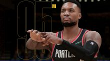 NBA 2k21 Ratings: How does Damian Lillard's 95 stack up with other NBA superstars?