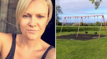 Mum's warning after 'disgraceful' find in park near school