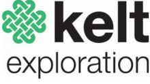 Kelt Reports Financial and Operating Results for the Three Months Ended March 31, 2021