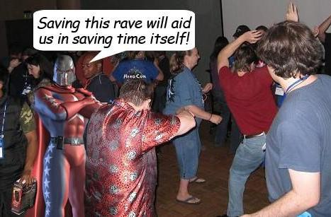 Save the convention, save the world