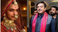 Why Are Modi, Big B Silent Over 'Padmavati', Asks Shatrughan Sinha