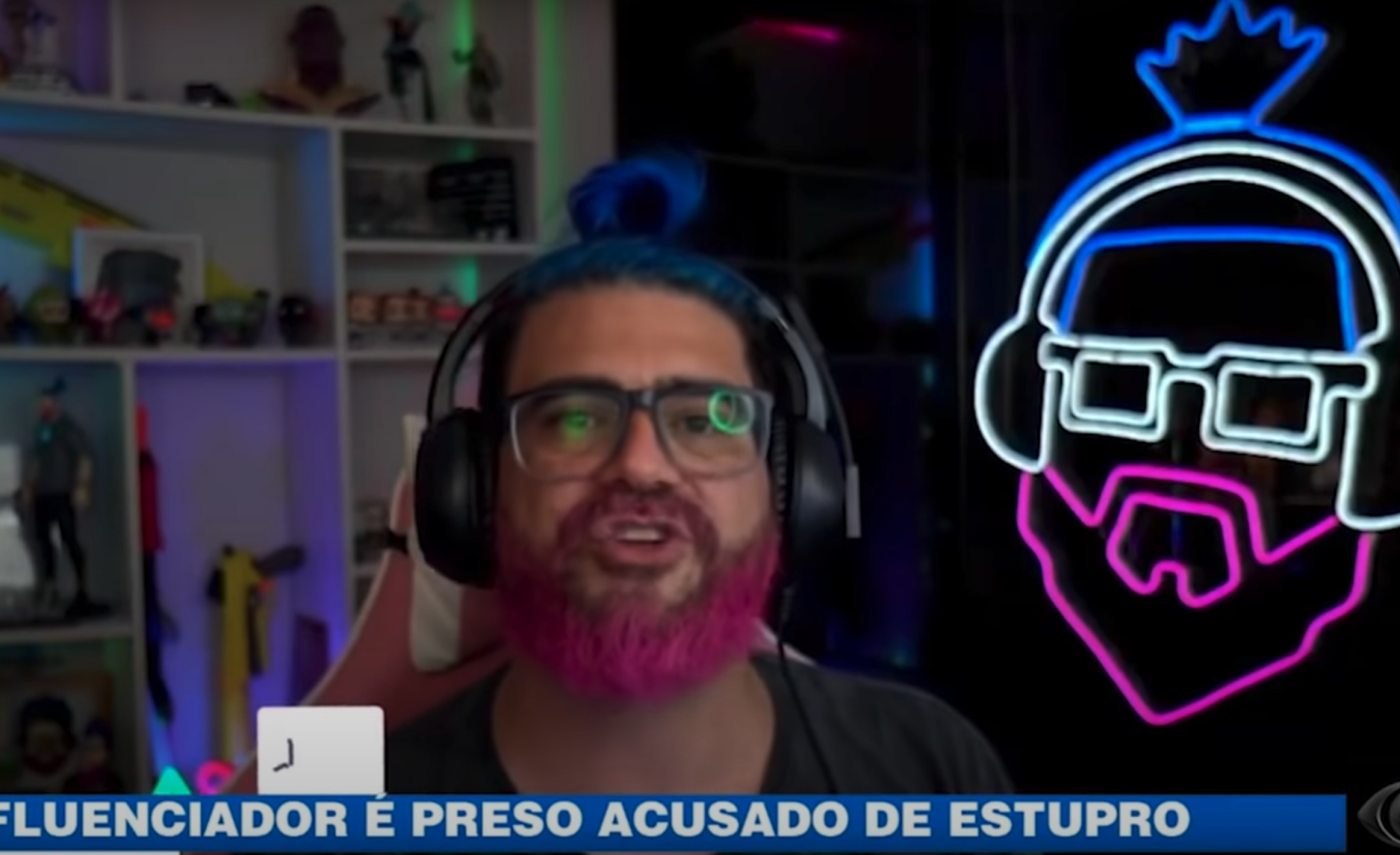 Middle-aged Fortnite streamer arrested after allegedly raping two child actors