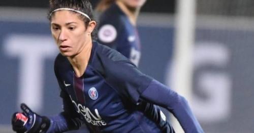 Foot - D1 (F) - D1 féminine : Le PSG accroché par Guingamp, Lyon déroule contre Saint-Etienne