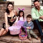 JWoww Spends Easter Sunday with Estranged Husband Roger Mathews