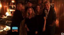 Travolta, Gaga Part of James Brolin's Star-studded Dinner Party