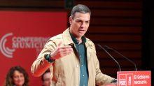 """Sánchez acusa al PP de volver """"a su peor pasado"""" junto a la ultraderecha"""