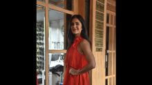 Katrina Kaif's Ruffled Little Red Dress Is Something We Wish We Could Sport Right Away