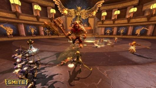 Hi-Rez Studios offering exclusive Tribes and SMITE demos at PAX East