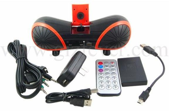 Crapgadget master class: USB portable media speaker with webcam