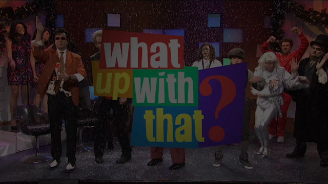 What Up With That?: Christmas Spectacular