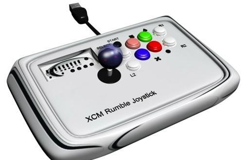 XCM introduces Rumble Joystick and KO Adapter for PlayStation 3